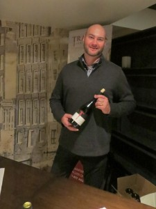 Mike Traynor-Winemaker